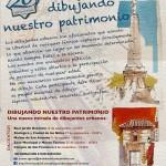 """""""Dibujando nuestro patrimonio"""", coordinación de actividades del grupo """"Urban Sketchers de Córdoba"""" junto con el Ayuntamiento de Córdoba, dentro de los actos de celebración de XX aniversario de la declaración de Córdoba como Patrimonio de la Humanidad por la UNESCO"""
