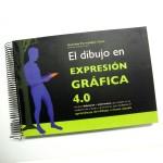 """Participación en el libro: """"El dibujo en expresión gráfica 4.0″, Antonio Fernández-Coca. Universidad de les Illes Ballears"""