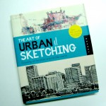 Alvaro Carnicero. The art of urban sketching