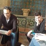 Diálogos sobre creatividad con los alumnos de la Escuela Superior de Arte Drámatico de Córdoba